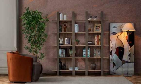 Evmoda Mobilya - Liya Kitaplık (1)