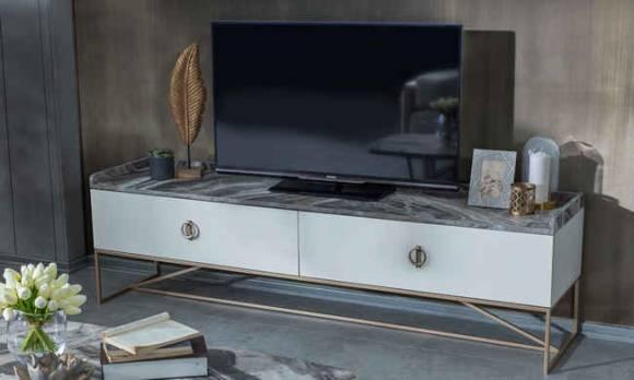 Evmoda Mobilya - Local Gold Modern Tv Ünitesi (1)