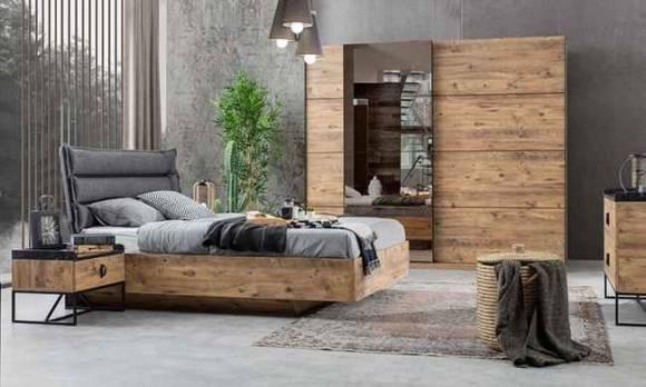 Evmoda Mobilya - Local Modern Yatak Odası Takımı (1)