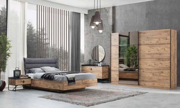 Evmoda Mobilya - Local Modern Yatak Odası Takımı
