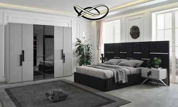Evmoda Mobilya - Lucy Modern Yatak Odası Takımı