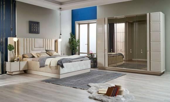Evmoda Mobilya - Madlen Modern Yatak Odası Takımı