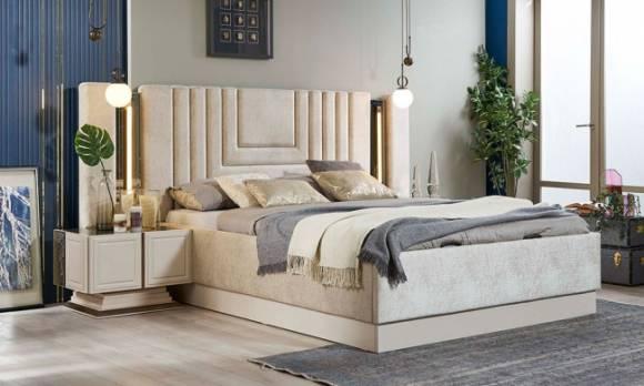 Evmoda Mobilya - Madlen Modern Yatak Odası Takımı (1)