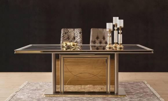 Evmoda Mobilya - Mara Yemek Masası