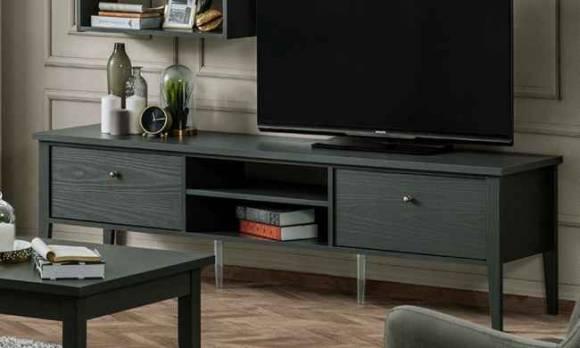 Evmoda Mobilya - Marsella Grey Tv Sehpası