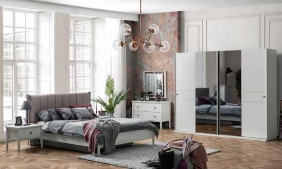 Evmoda Mobilya - Marsella Modern Yatak Odası Takımı