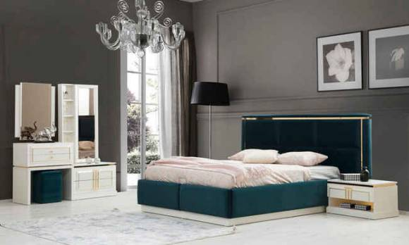 Evmoda Mobilya - Minam Modern Yatak Odası Takımı (1)