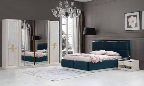 Evmoda Mobilya - Minam Modern Yatak Odası Takımı