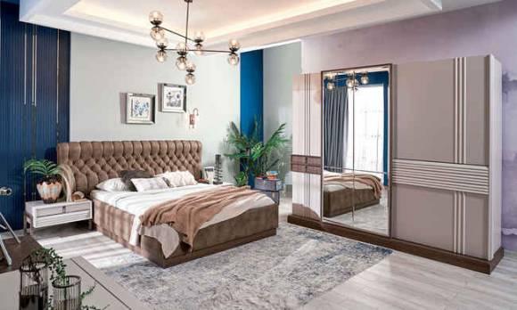 - Mirage Art Deco Yatak Odası Takımı