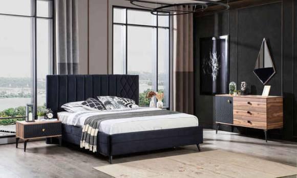 Evmoda Mobilya - Milano Modern Yatak Odası Takımı (1)