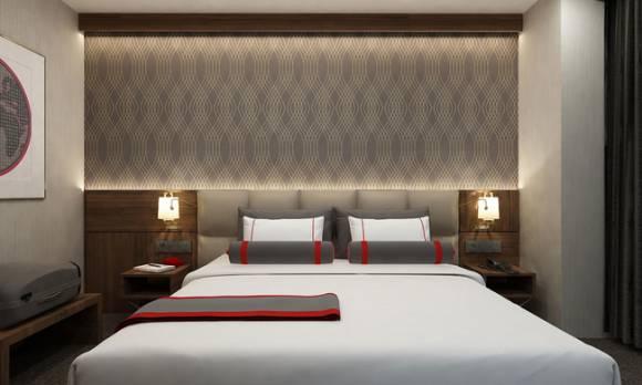 Evmoda Mobilya - Modern Otel Dekorasyon Projemiz (1)