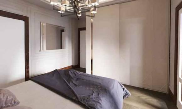 Evmoda Mobilya - Yatak Odası Projesi (1)
