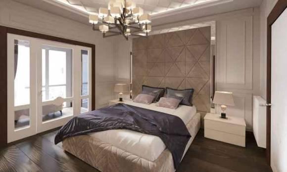 Evmoda Mobilya - Yatak Odası Projesi