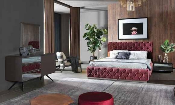 Evmoda Mobilya - Monica Modern Yatak Odası Takımı (1)