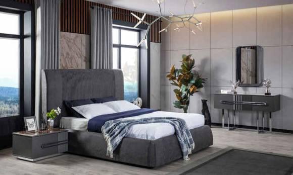 Evmoda Mobilya - Monza Modern Yatak Odası Takımı (1)