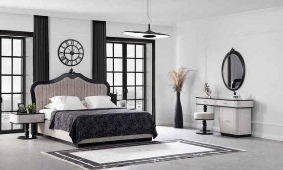 Evmoda Mobilya - Moonlight Modern Yatak Odası Takımı (1)