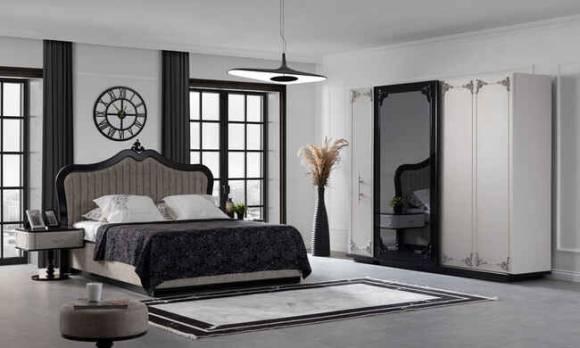 Evmoda Mobilya - Moonlight Modern Yatak Odası Takımı