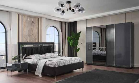 Evmoda Mobilya - Napoli Modern Yatak Odası Takımı
