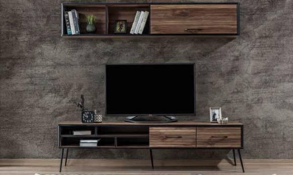 Evmoda Mobilya - Nisa Modern Tv Ünitesi
