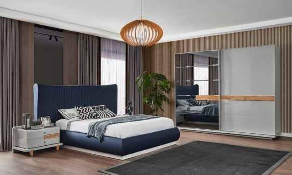 Evmoda Mobilya - Nosse Modern Yatak Odası Takımı