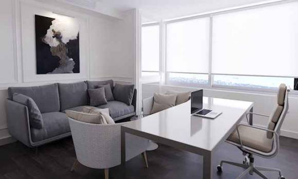 Evmoda Mobilya - Ofis Dekorasyon Projemiz