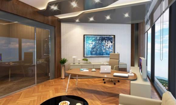 Evmoda Mobilya - Ofis - Kamu Kurumu Dekorasyon Projemiz (1)