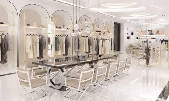 Evmoda Mobilya - Showroom Dekorasyon Projemiz