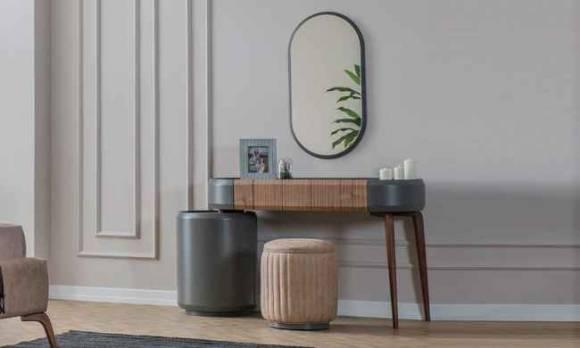 Evmoda Mobilya - Olive Şifonyer ve Aynası
