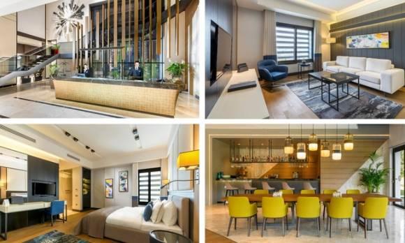 Evmoda Mobilya - Otel Dekorasyon Projemiz