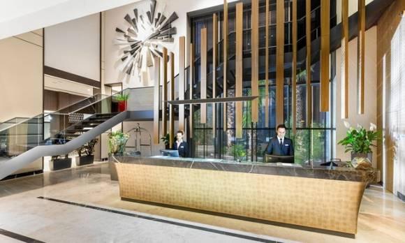 Evmoda Mobilya - Otel Dekorasyon Projemiz (1)