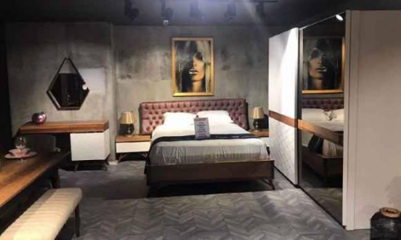 - Este Bazalı Yatak Odası Takımı (Mağaza Teşhir)