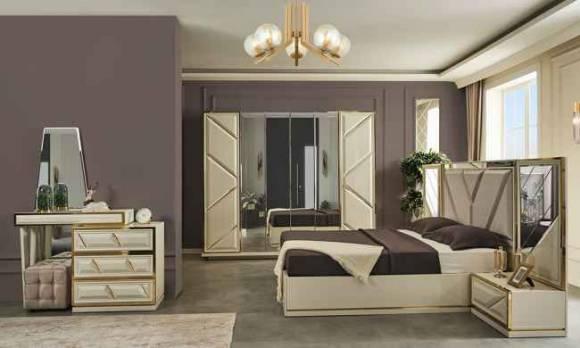 Evmoda Mobilya - Paria Modern Yatak Odası Takımı