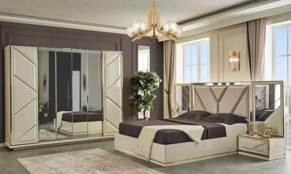 Evmoda Mobilya - Paria Modern Yatak Odası Takımı (1)
