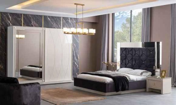 Evmoda - Parla Modern Yatak Odası Takımı