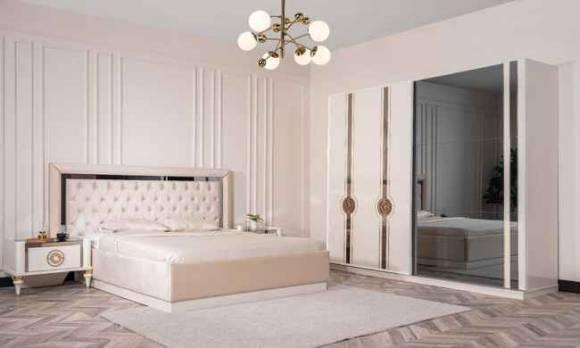 Evmoda Mobilya - Perla Modern Yatak Odası Takımı