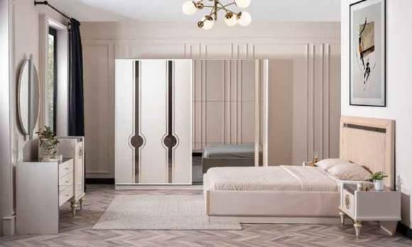 Evmoda Mobilya - Perla Modern Yatak Odası Takımı (1)