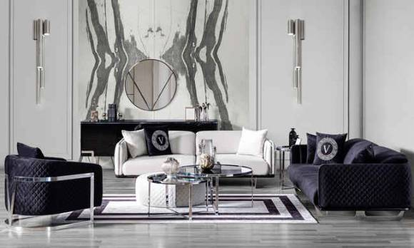 Evmoda Mobilya - Picasso Modern Koltuk Takımı
