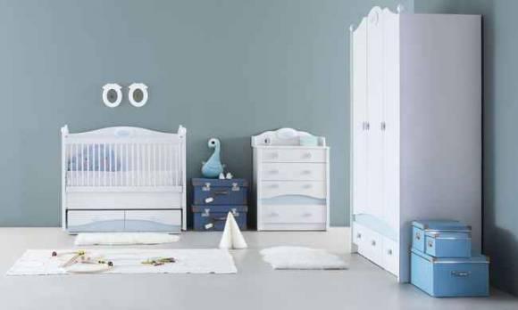 Evmoda Mobilya - Prince Bebek Odası Takımı