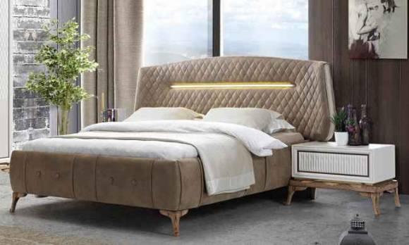 Evmoda Mobilya - Quatro Modern Yatak Odası Takımı (1)