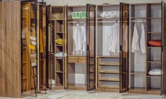 Evmoda Mobilya - Reflex Modern Giyinme Odası Takımı (1)