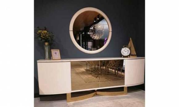 Evmoda Mobilya - Ren Konsol ve Aynası