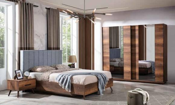 Evmoda Mobilya - Roma Modern Yatak Odası Takımı