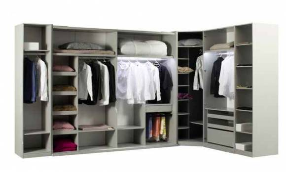 Evmoda Mobilya - Salda Modern Giyinme Odası (1)