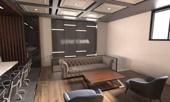 Evmoda Mobilya - Ofis Dekorasyon Projemiz (1)