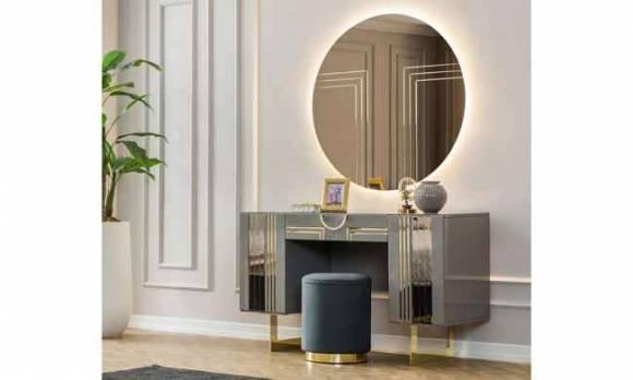 Evmoda Mobilya - Sidelya Şifonyer Ve Aynası
