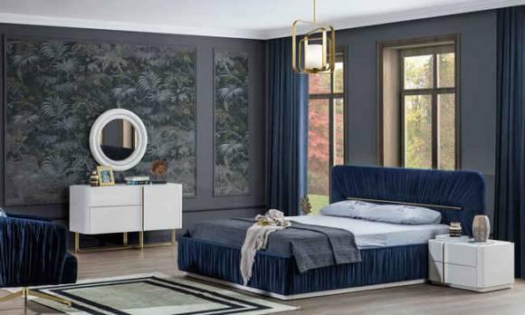 Evmoda Mobilya - Sidem Modern Yatak Odası Takımı (1)