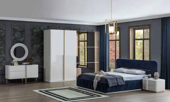 Evmoda Mobilya - Sidem Modern Yatak Odası Takımı