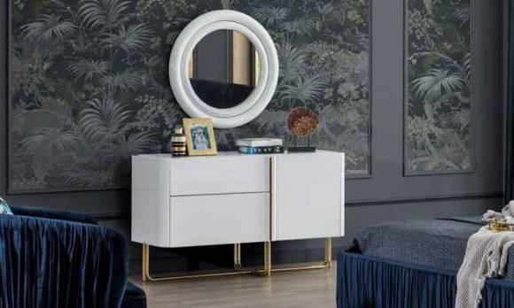 Evmoda Mobilya - Sidem Şifonyer ve Aynası
