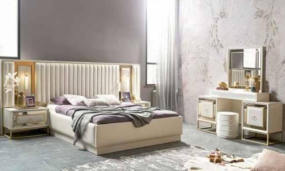 Evmoda Mobilya - Sofia Modern Yatak Odası Takımı (1)
