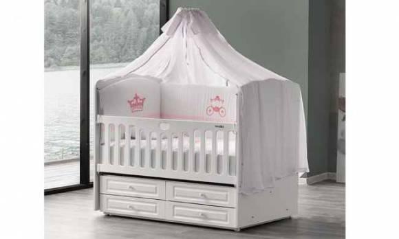 Evmoda Mobilya - Stil Maxi Bebek Odası Takımı (1)